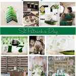 B.Inspired – St Patrick's Day Themed Wedding
